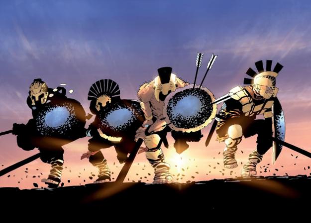 Что нетак с«Ксерксом» Фрэнка Миллера— сомнительным приквелом к«300 спартанцев»