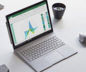 Microsoft Surface Book 2 разряжается во время зарядки, если работает с тяжелой графикой