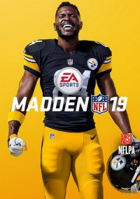 Madden NFL 19 – фото обложки игры