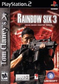 Tom Clancy's Rainbow Six 3 – фото обложки игры