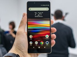 Бюджетный смартфон Sony Xperia L3представили официально