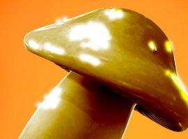ВFortnite начали расти золотые грибы: что они дают игде ихискать