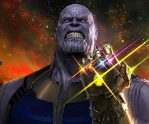 Стало известно настоящее имя Таноса, выбранное его матерью до рождения титана [обновлено]
