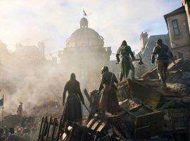 Гифка дня: магия вне Хогвартса в Assassin's Creed Unity