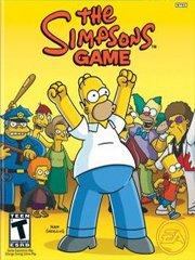 The Simpsons Game – фото обложки игры