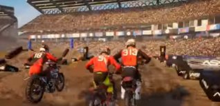 MX vs. ATV All Out. Геймплейный трейлер