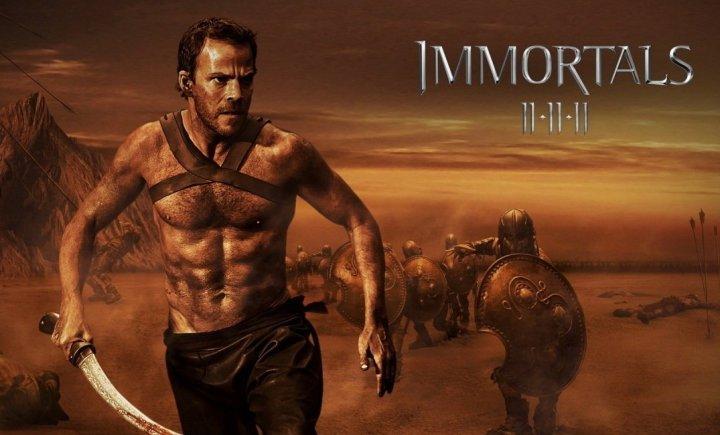 Война Богов: Бессмертные 3D