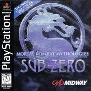 Mortal Kombat Mythologies: Sub-Zero – фото обложки игры