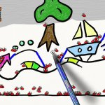Скриншот Your Doodles Are Bugged! – Изображение 1