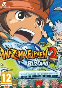 Inazuma Eleven 2: Blizzard – фото обложки игры