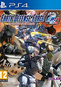 Earth Defense Force 4.1: The Shadow of New Despair – фото обложки игры