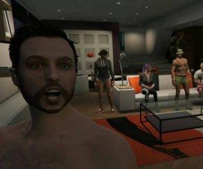 Гифка дня: легкий способ испортить вечеринку вGrand Theft Auto5