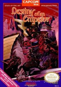 Destiny of an Emperor – фото обложки игры