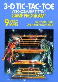 3-D Tic-Tac-Toe – фото обложки игры