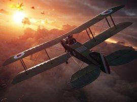 Гифка дня: самолет-торнадо вBattlefield1