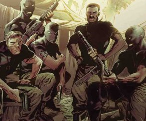 Marvel выпустит комикс обтайном участии симбиотов ввойне воВьетнаме