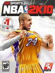 NBA 2K10 – фото обложки игры