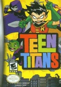 Teen Titans – фото обложки игры