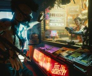 Механика взлома в Cyberpunk 2077 пригодится не только во время прохождения заданий
