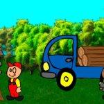 Скриншот Action Joe Trucking – Изображение 1