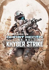 Tom Clancy's Ghost Recon: Future Soldier - Khyber Strike – фото обложки игры