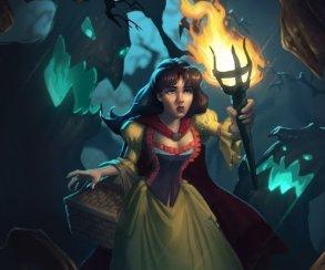 Страшненько! Встречайте новое дополнение «Ведьмин лес» для Hearthstone в апреле