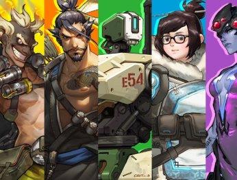 Заэтот мир стоит побороться! Обзор артбука «Мир игры Overwatch»