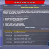 Скриншот NHL Eastside Hockey Manager 2005 – Изображение 6