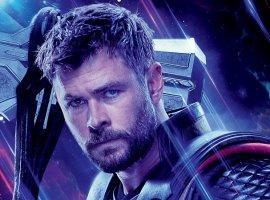 Тор должен был измениться всередине «Финала», ноКрис Хемсворт отстоял новую версию героя