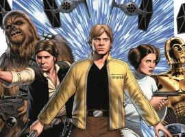 Star Wars #1 стал самым продаваемым комиксом за 20 лет