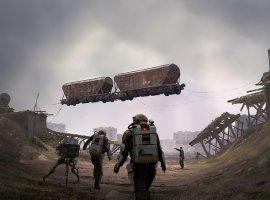 Зарегистрирована торговая марка STALKER The Arrival. Адаптация романа Стругацких в разработке?