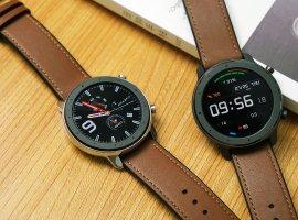 ВРоссии вышли бюджетные смарт-часы Amazfit GTR