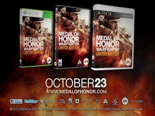 Medal of Honor: Warfighter. Интервью