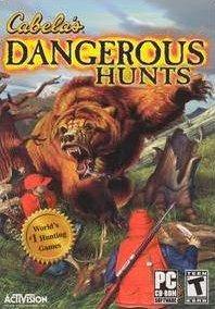 Cabela's Dangerous Hunts – фото обложки игры