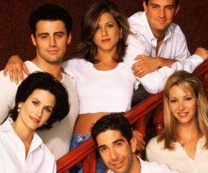 Какбы выглядело воссоединение героев сериала «Друзья»? Узнайте сейчас вэтом трейлере!