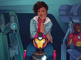 Роберт Дауни-младший хочет, чтобы вфильмах Marvel появилась женская версия Железного Человека