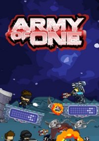 Army of One – фото обложки игры