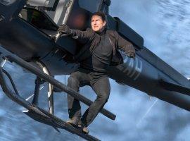 «Миссия невыполнима: Последствия»: как снимался один изсамых опасных трюков фильма