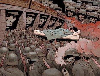 «Дневник Анны Франк»— превосходная иллюстрация жестокости инадежд, которым никогда несбыться
