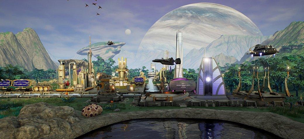 А ведь такой могла быть Mass Effect: Andromeda. Играем в Aven Colony   Канобу - Изображение 6439