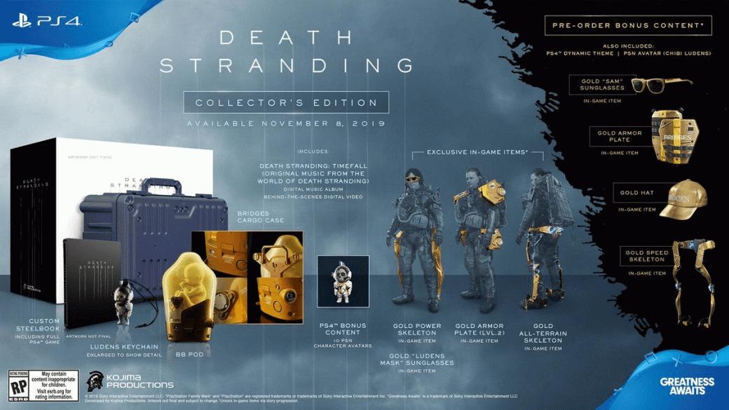 Хидео Кодзима выпустил большой геймплейный и сюжетный трейлер Death Stranding с анонсом даты релиза | Канобу - Изображение 3434