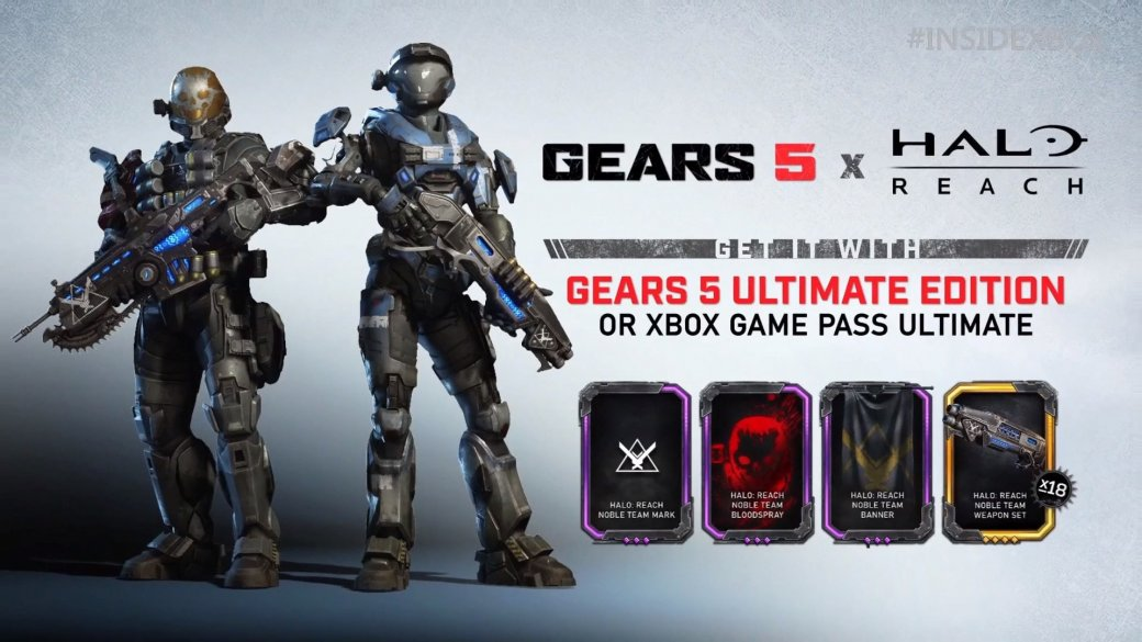 В Gears 5 вернется режим «Орды»! Разработчики показали его в новом трейлере игры   Канобу - Изображение 1