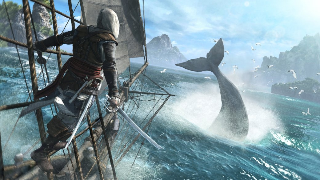Лучшие игры серии Assassin's Creed - топ-10 игр Assassin's Creed на ПК, PS4, Xbox One | Канобу - Изображение 1209