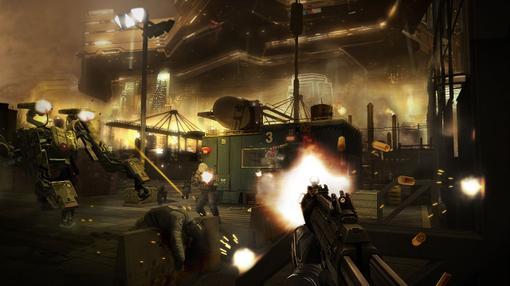 Прохождение Deus Ex Human Revolution | Канобу - Изображение 25