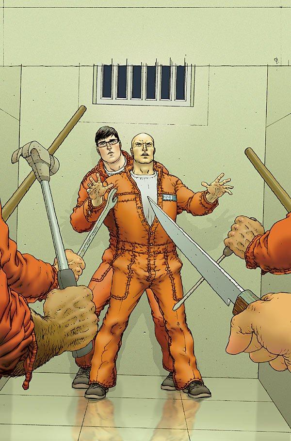 Что делать с комикс-злодеями: не убить, не вылечить, не удержать   Канобу - Изображение 7