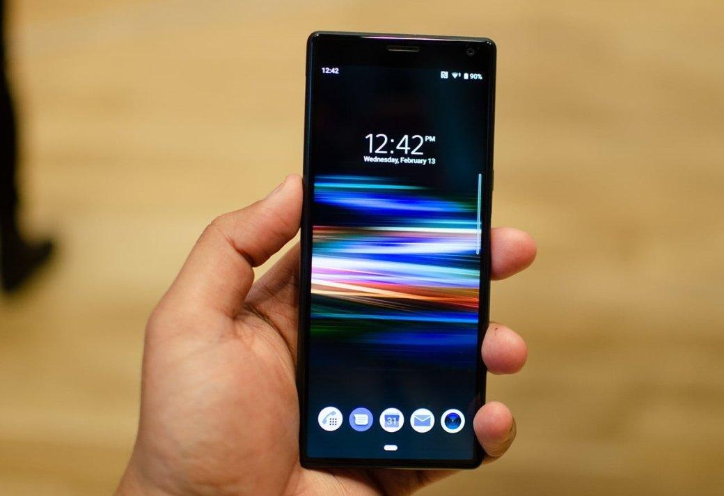 Смартфоны премиум-класса Sony Xperia 10иXperia10 Plus представлены официально   Канобу - Изображение 11399