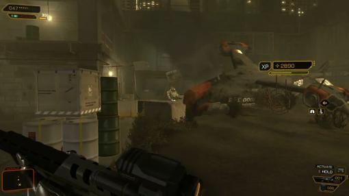 Прохождение Deus Ex Human Revolution | Канобу - Изображение 23
