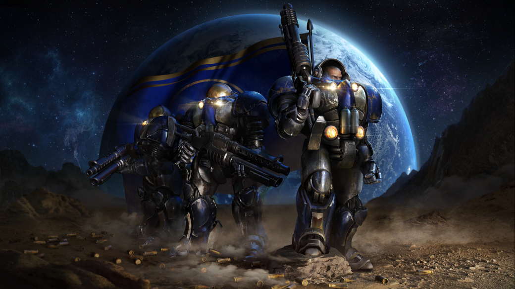 «Трус не играет в хоккей, а слабый духом — в StarCraft»   Канобу - Изображение 3312
