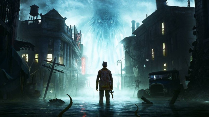 Всети появился первый час геймплея The Sinking City— детектива вдухе книг Говарда Лавкрафта | Канобу - Изображение 8698