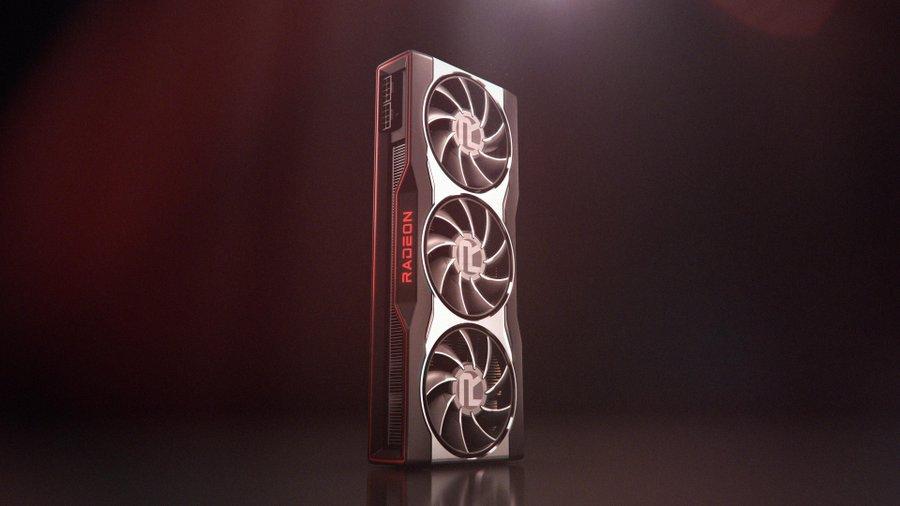 AMD показала дизайн видеокарты Radeon RX6000 | Канобу - Изображение 5767